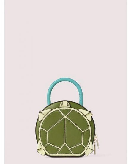 Fashion 4 - andi turtle mini chain canteen bag