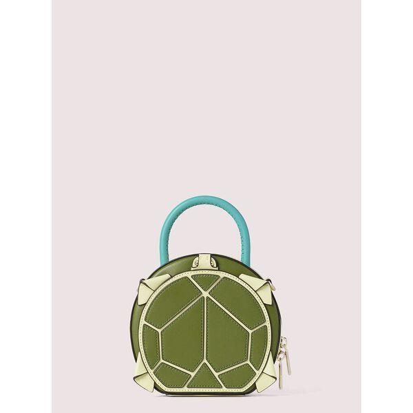 Fashion 4 - andi turtle mini chain canteen bag