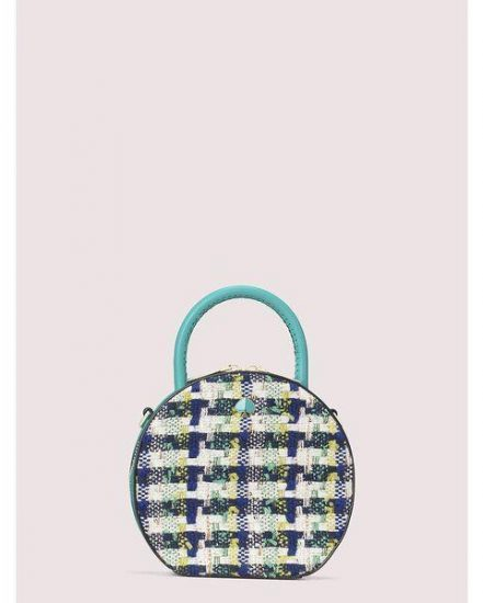 Fashion 4 - andi tweed mini chain canteen bag