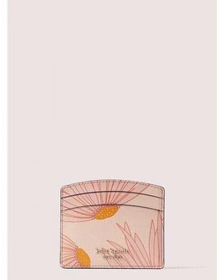 Fashion 4 - spencer falling flower cardholder