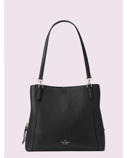 Fashion 4 - jackson medium triple compartment shoulder bag