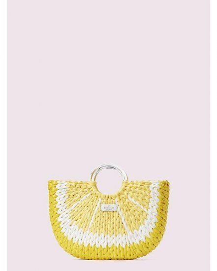 Fashion 4 - picnic perfect lemon medium tote