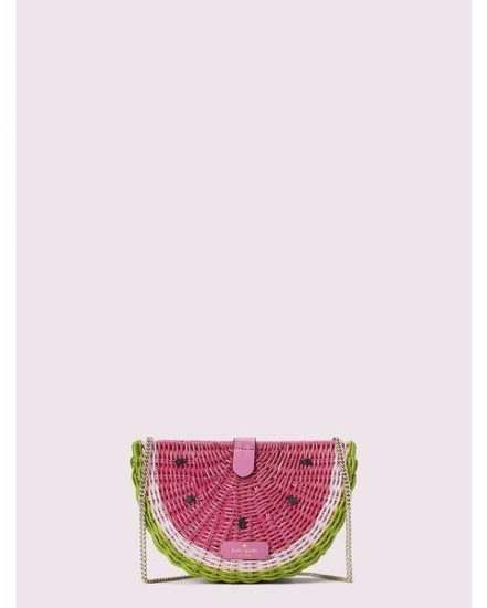Fashion 4 - picnic perfect watermelon crossbody