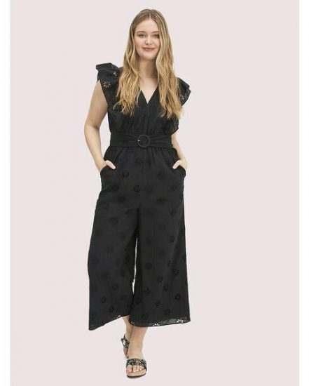 Fashion 4 - spade clover eyelet jumpsuit