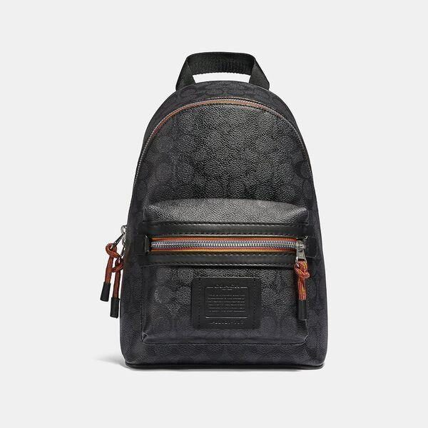 Fashion 4 Coach Academy Pack In Signature Canvas With Varsity Zipper