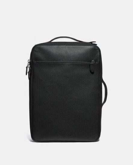 Fashion 4 Coach Metropolitan Soft Convertible Backpack