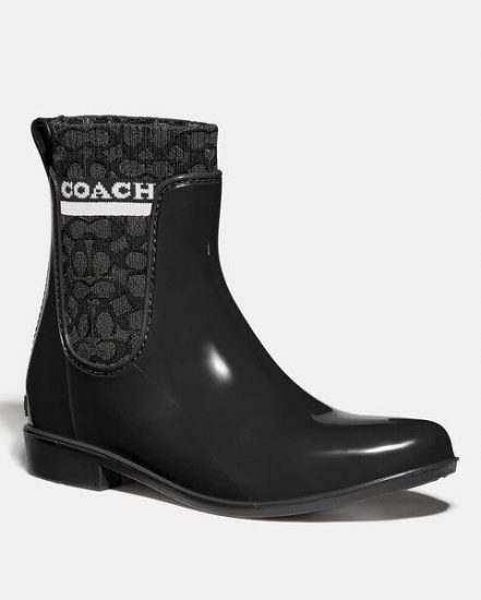 Fashion 4 Coach Rivington Rain Bootie