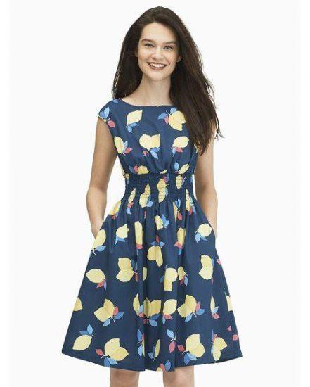 Fashion 4 - lemon zest blaire dress