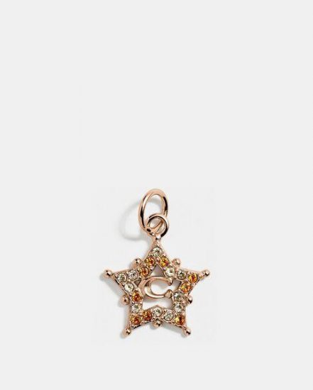 Fashion 4 Coach Collectible Star Signature Charm