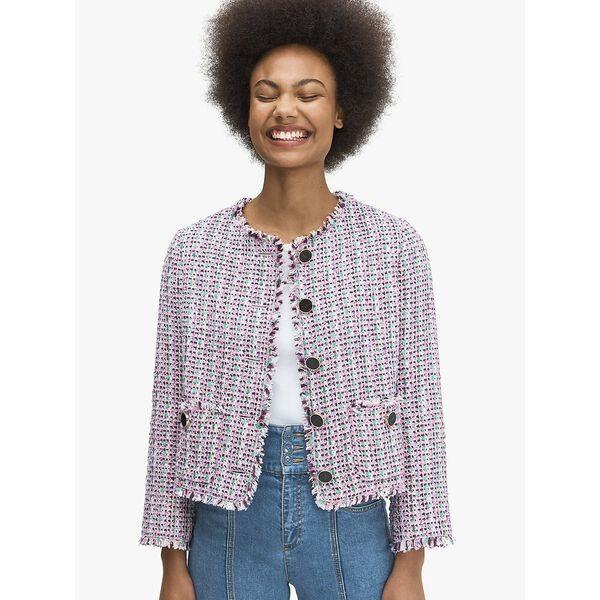 Fashion 4 - enchanted tweed jacket