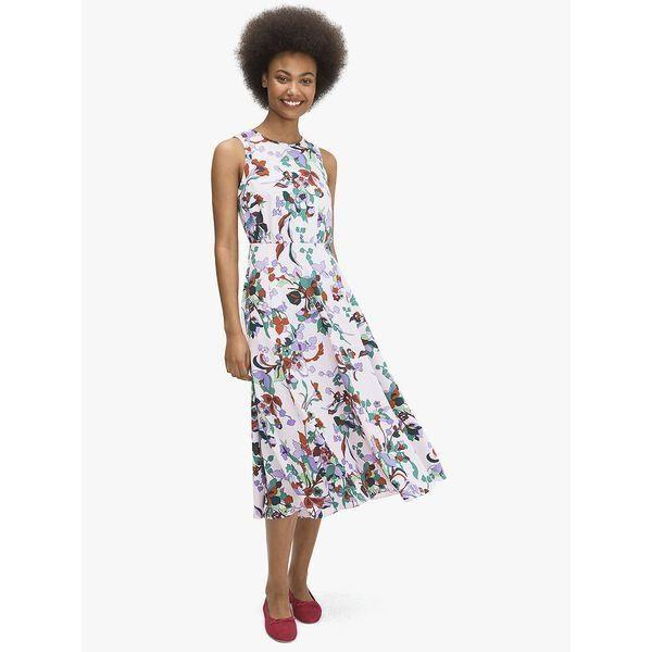 Fashion 4 - fleur nouveau midi dress