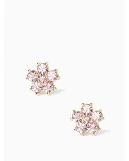 Fashion 4 - flower studs