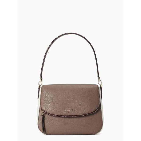 Fashion 4 - jackson colorblock medium flap shoulder bag