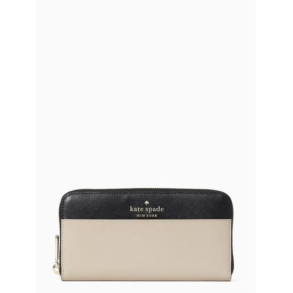 Fashion 4 - staci colorblock large continental wallet