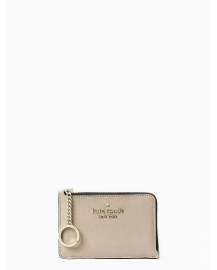 Fashion 4 - staci colorblock medium l-zip card holder
