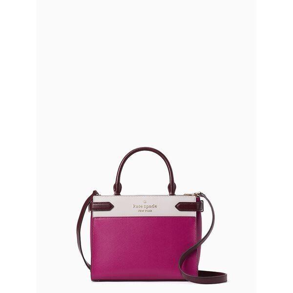 Fashion 4 - staci colorblock small satchel
