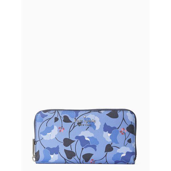 Fashion 4 - staci nouveau bloom large continental wallet