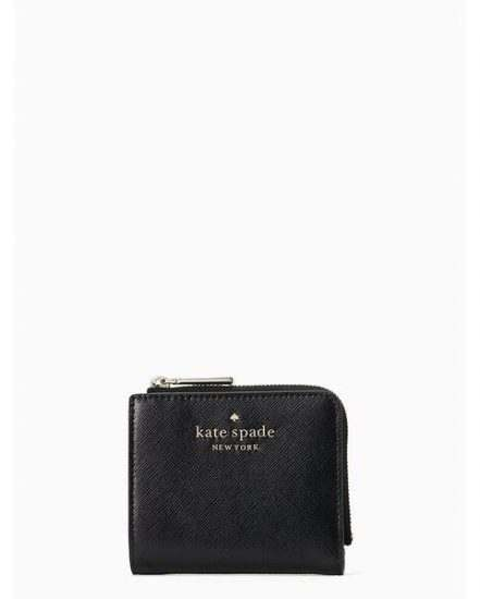 Fashion 4 - staci small l-zip bifold wallet