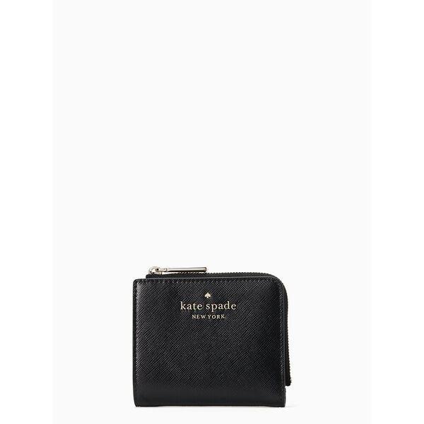 Fashion 4 - staci small l-zip bifold wallet
