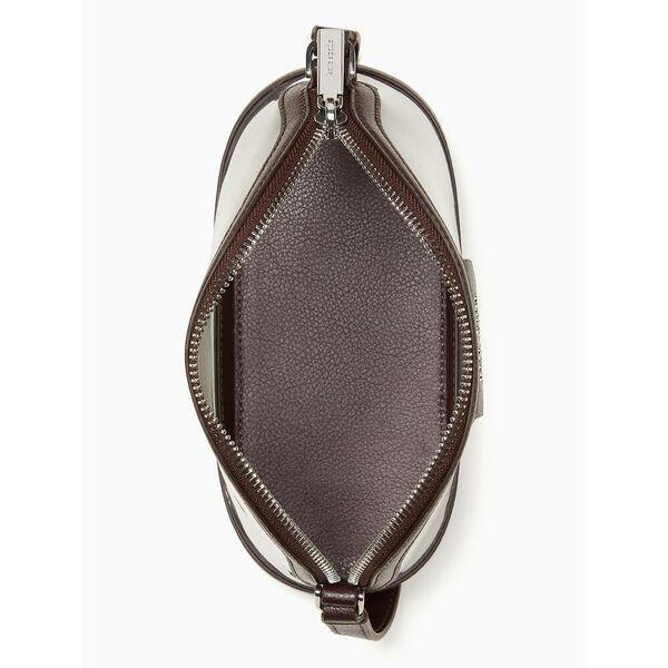 Fashion 4 - sylvia see-through lia dot dome crossbody