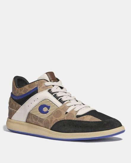 Fashion 4 Coach Citysole Mid Top Sneaker