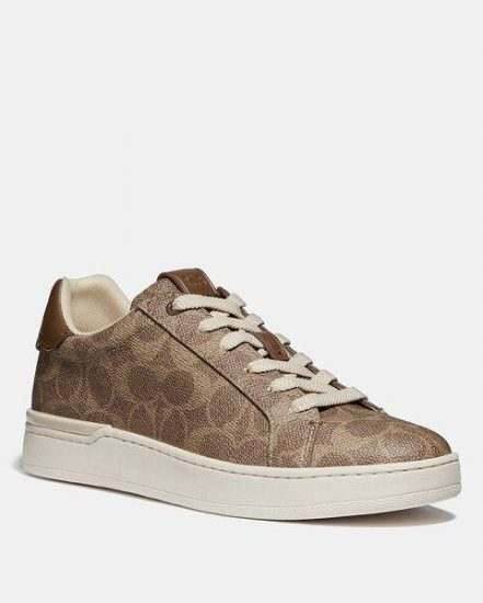 Fashion 4 Coach Lowline Luxe Low Top Sneaker