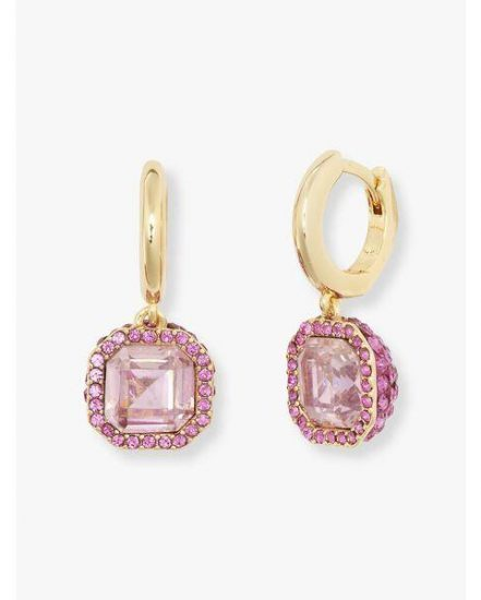 Fashion 4 - brilliant statements pavé drop earrings
