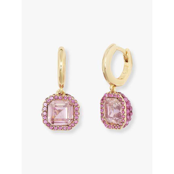 Fashion 4 - brilliant statements pavé drop earrings