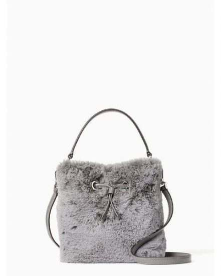 Fashion 4 - eva faux fur small bucket