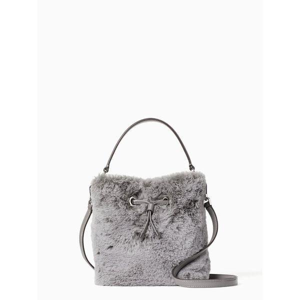 Fashion 4 - eva faux fur small bucket