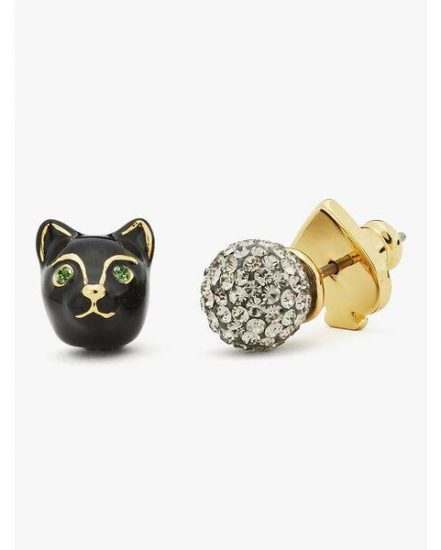 Fashion 4 - house cat asymmetrical studs