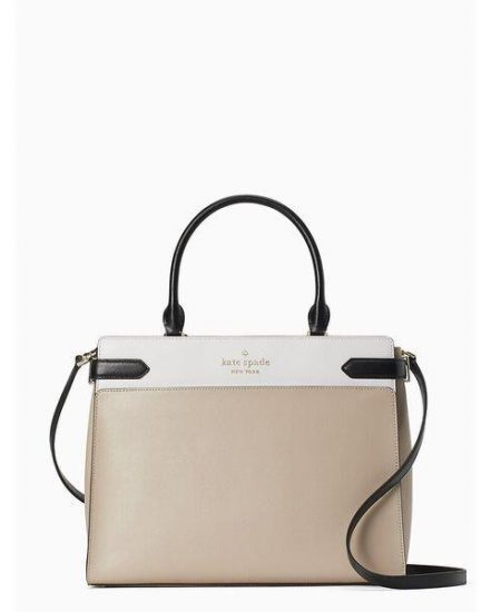 Fashion 4 - staci colorblock large satchel