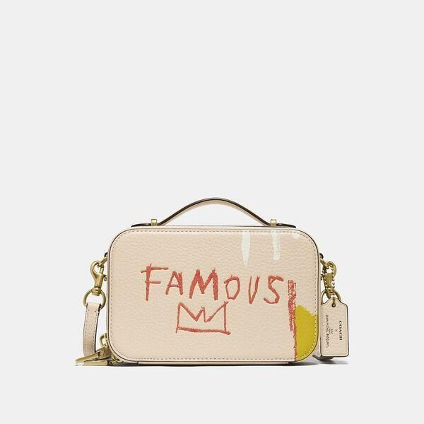 Fashion 4 Coach Coach X Basquiat Famous Alie Belt Bag
