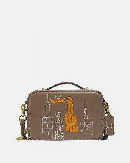 Fashion 4 Coach Coach X Basquiat Mecca Alie Belt Bag