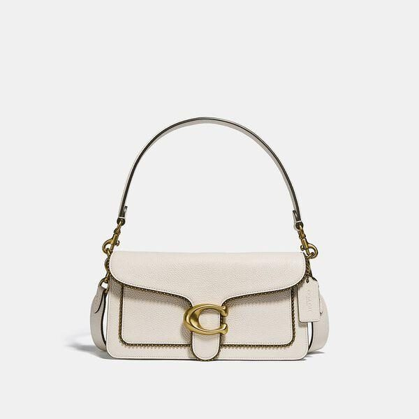 Fashion 4 Coach Tabby Shoulder Bag 26 With Beadchain