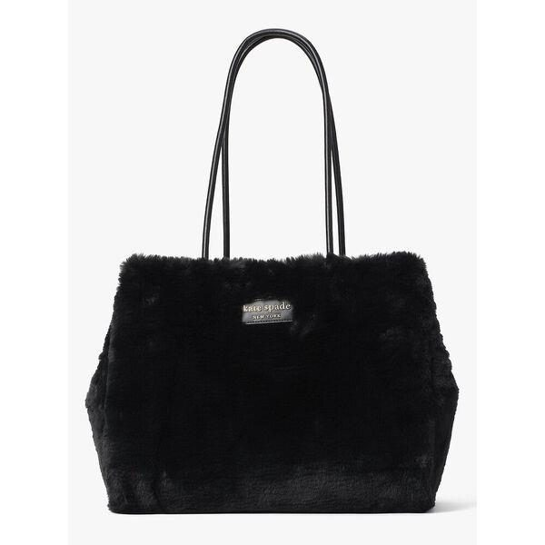 Fashion 4 - everything faux-fur large tote