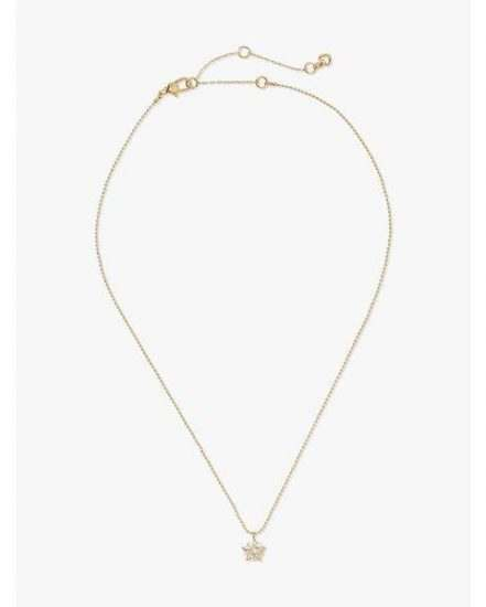 Fashion 4 - something sparkly star mini pendant