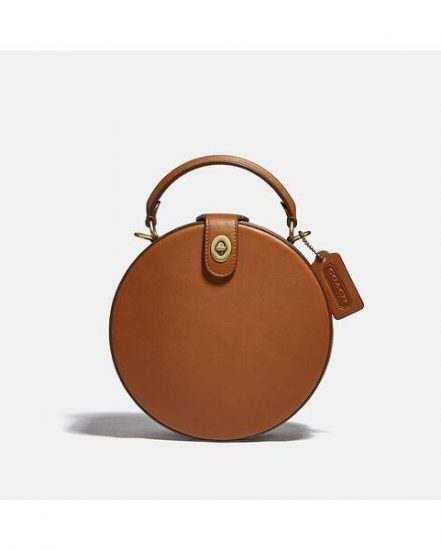 Fashion 4 Coach City Blocks Circle Bag