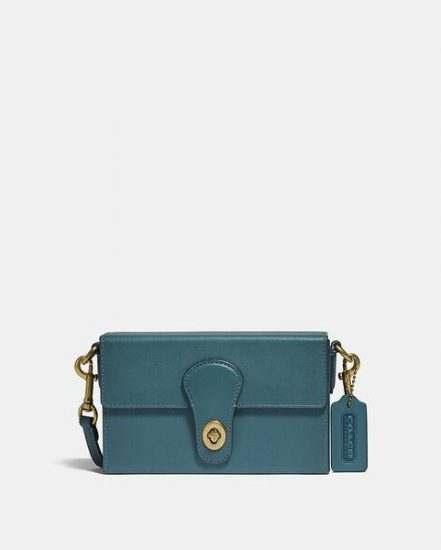Fashion 4 Coach City Blocks Rectangle Bag 18