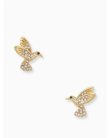 Fashion 4 - grandmas closet hummingbird studs