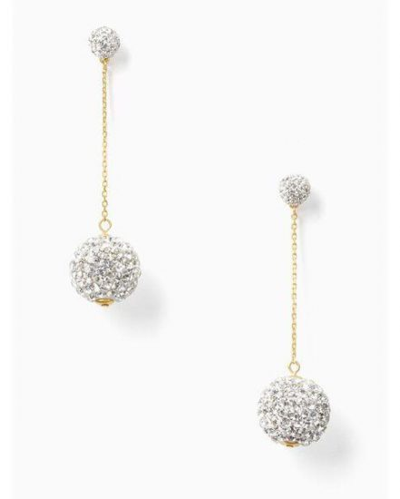 Fashion 4 - razzle dazzle linear earrings