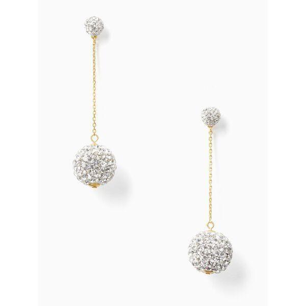 Fashion 4 - razzle dazzle linear earrings