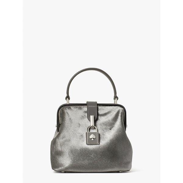 Fashion 4 - remedy haircalf small top-handle bag