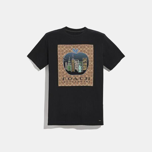 Fashion 4 Coach Apple Signature T-Shirt