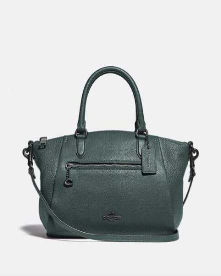 Fashion 4 Coach Elise Satchel In Colorblock