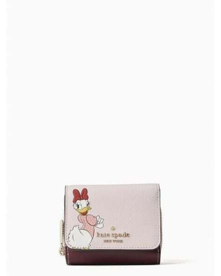 Fashion 4 - clarabelle & friends trifold wallet