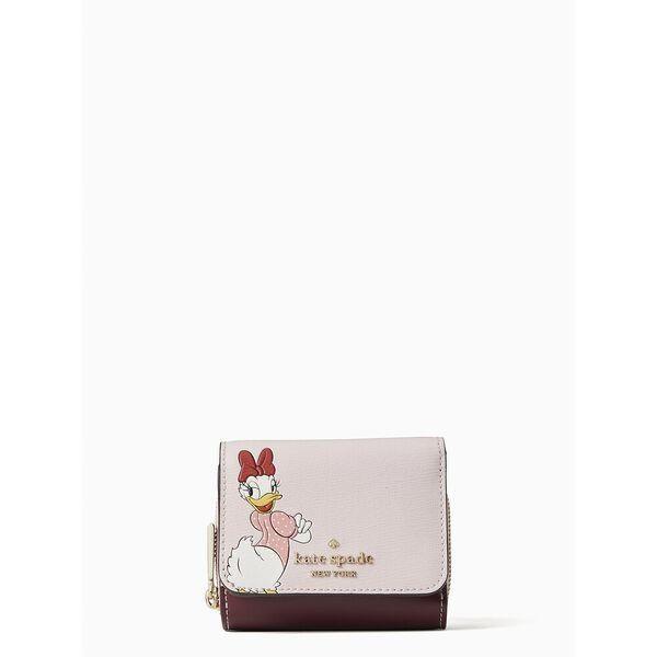 Fashion 4 - clarabelle & friends trifold wallet
