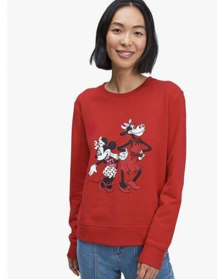 Fashion 4 - disney x kate spade new york clarabelle & friends sweatshirt