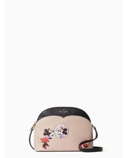 Fashion 4 - disney x kate spade new york minnie mouse dome crossbody