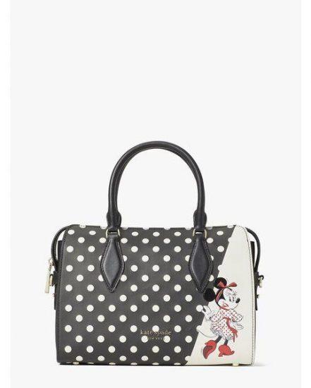 Fashion 4 - disney x kate spade new york minnie mouse medium satchel